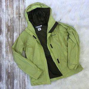 Columbia Waterproof Raincoat
